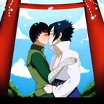 SasukexLee: Cursed Love