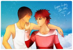 Happy Bday Ire-chan! by LordLuciola