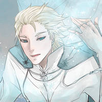 Elsa male version by Kenaxz