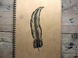 Feather Design by KajaNijssen