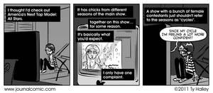 Journal Comic - Feeling Cyclical