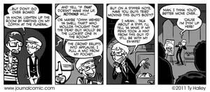 Journal Comic - The Fun In Funeral