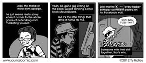 Journal Comic - Alex(a) Ranking