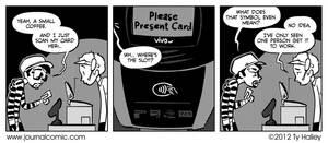 Journal Comic - Card Games