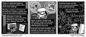 Journal Comic - Thought Wrangler