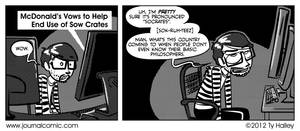 Journal Comic - Sow Crates