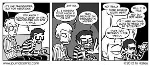 Journal Comic - Translator