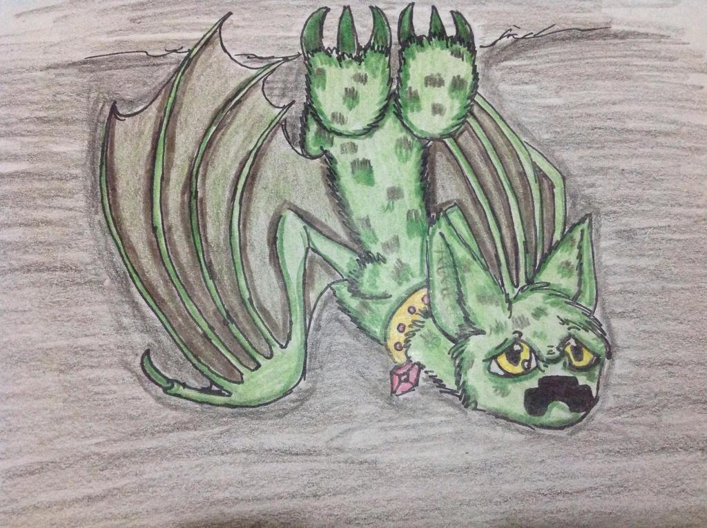 Lisa the CreeperBat by RainbowGuppy1