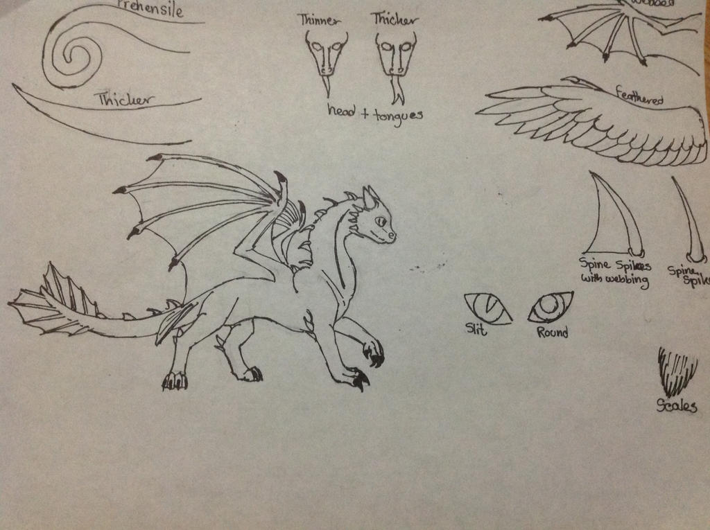 Meet Silverwind's Breed by RainbowGuppy1