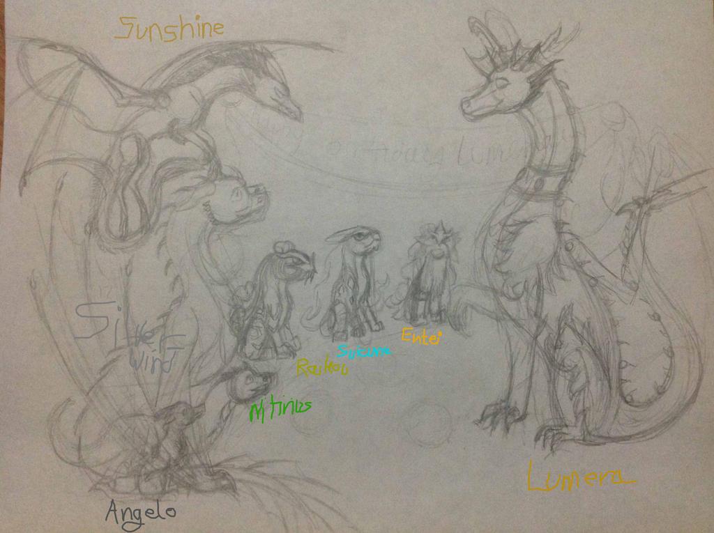 Lumera's Birthday (Work in Progress) by RainbowGuppy1