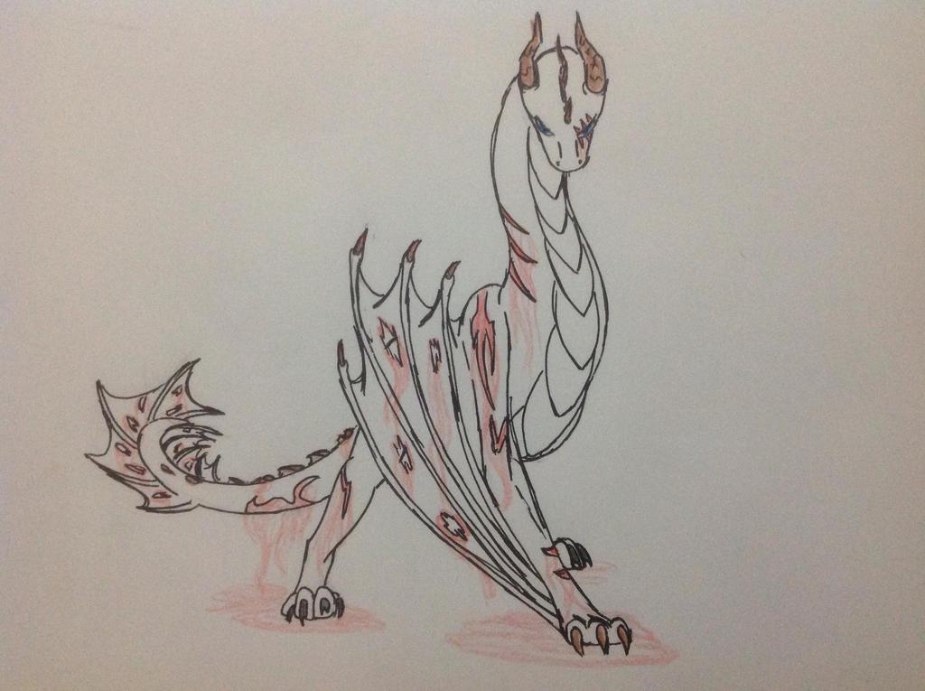 Battle Scarred Silverwind by RainbowGuppy1