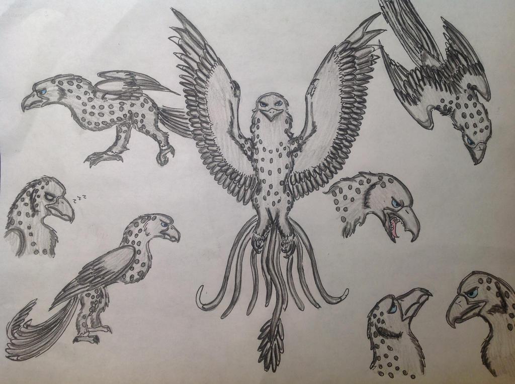 Bird Art Challange 2/2 by RainbowGuppy1