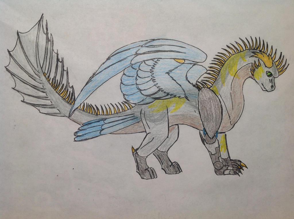 Dragonfied Mercanius by RainbowGuppy1