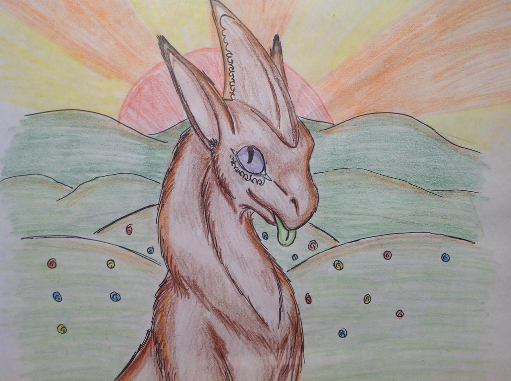 Innocence by RainbowGuppy1