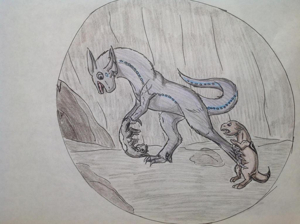 Basic Traing Story Part 1/3 by RainbowGuppy1