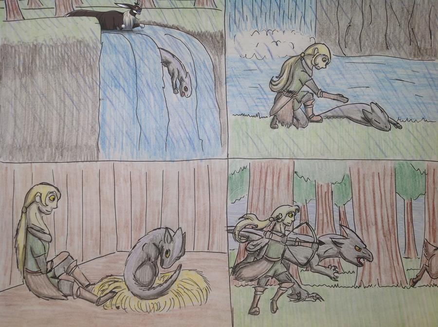 Tier IX A Forced Path by RainbowGuppy1
