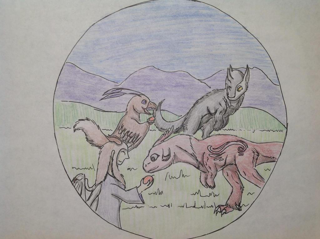 Tame Tier I by RainbowGuppy1