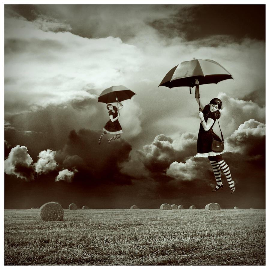 umbrella concept by rattattart