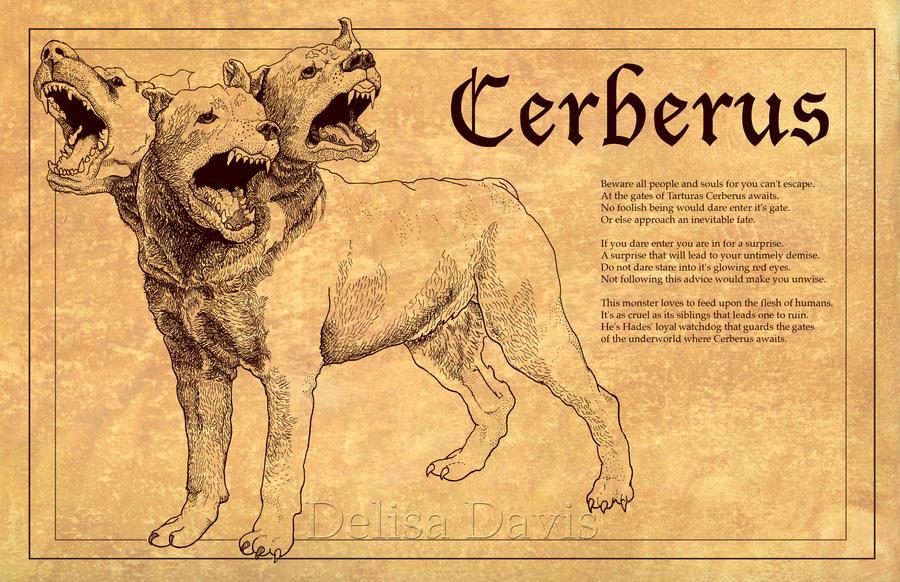 greek mythology and cerberus essay