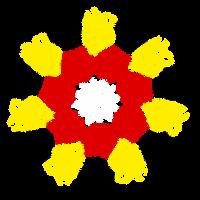 Team RWBY Flower