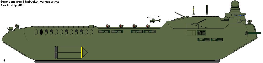 Mk.171 Mobile Field Base by Louisvillian