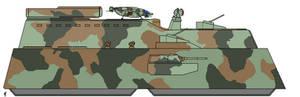 Mk.96 Land Battleship