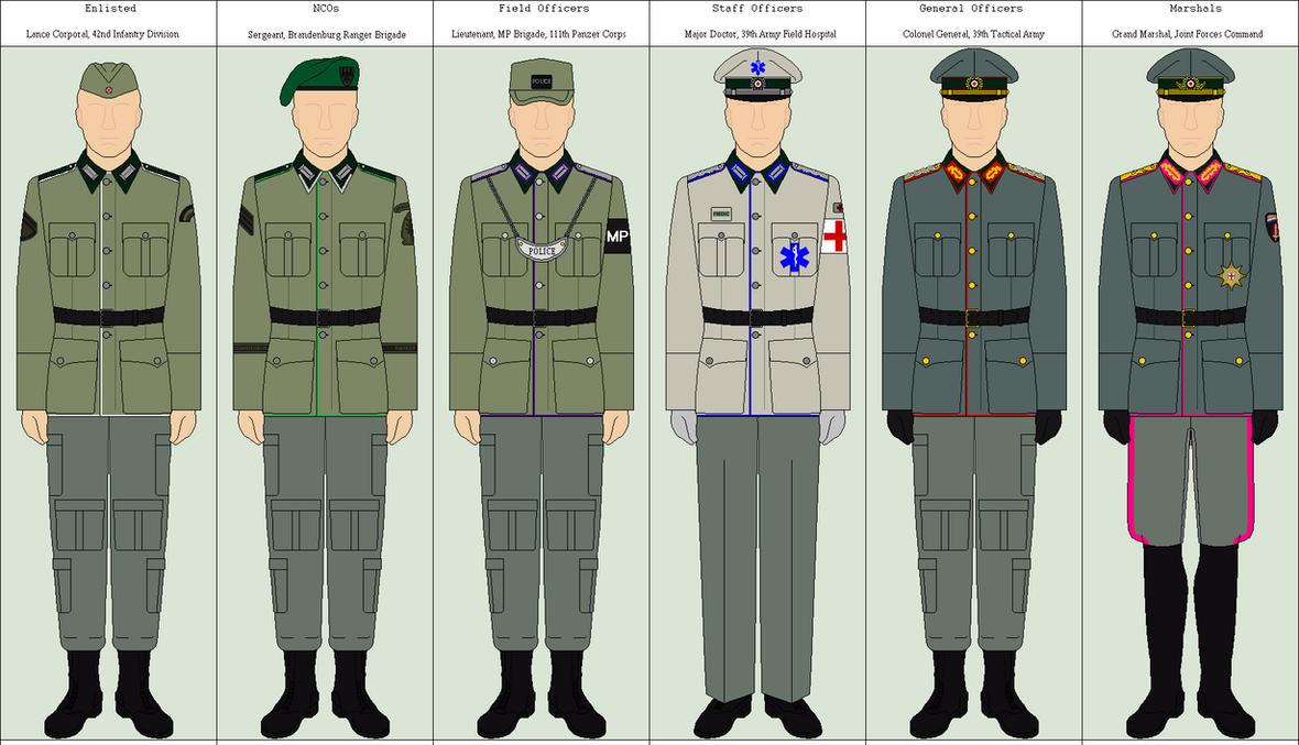 Army Duty Uniform By Louisvillian On Deviantart