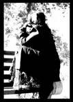 Maiden hides in shyness