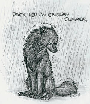 Pack for an english summer