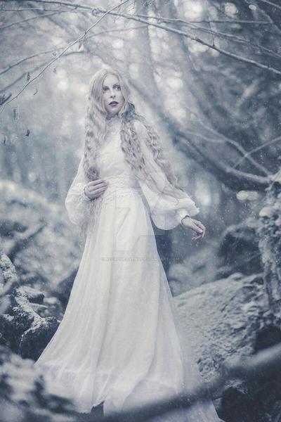 Ice Mistress by Necroheavenn