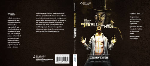 The Strange Case of Dr. Jekyll Mr. Hyde Book