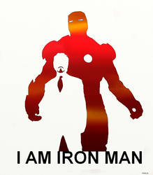 I AM IRON MAN : AVENGERS by Ynnck