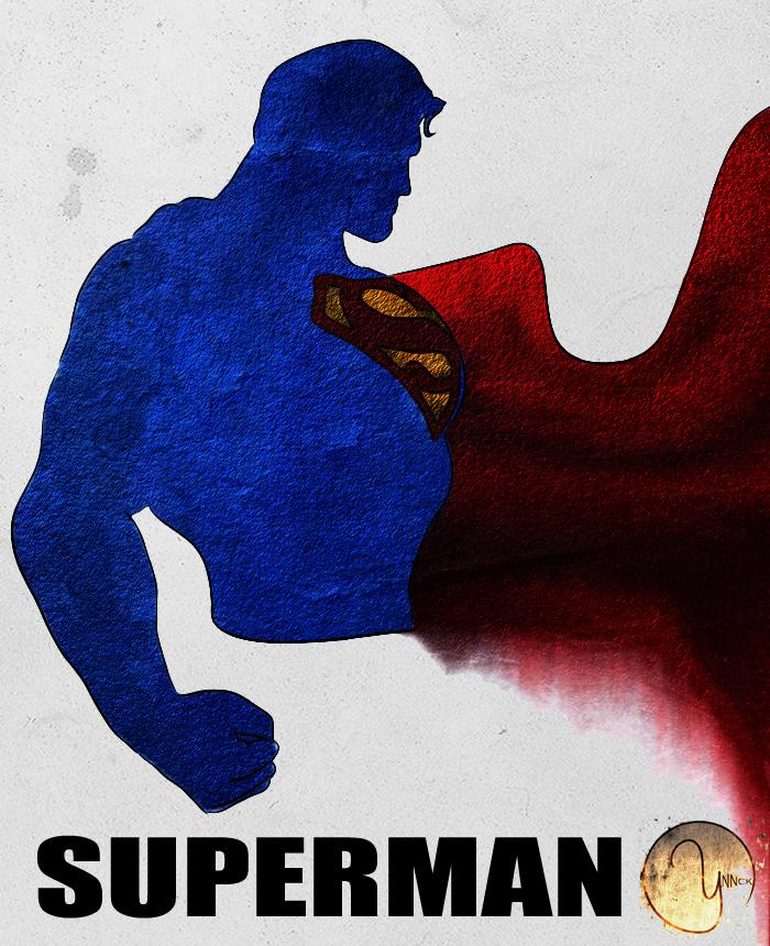 SUPERMAN by Ynnck