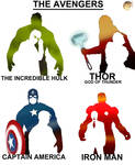 THE AVENGERS! (COMPLETE)