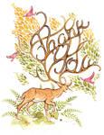 Thank You Deer
