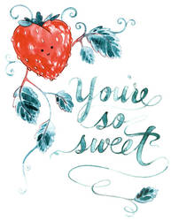 Strawberry Sweet Valentine