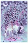 Moonlight Unicorn