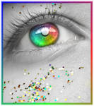 Colorful in your eyes