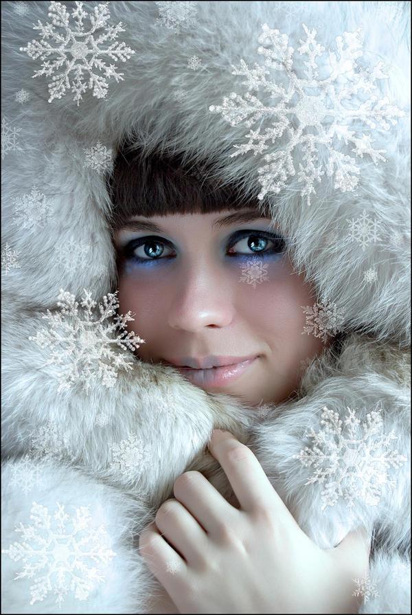 It's snowing by stardixa