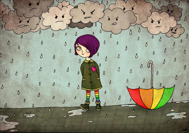 I don't care if it rains