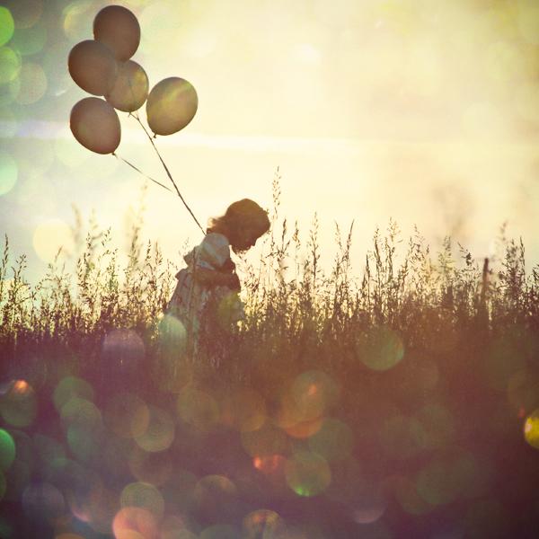 Her little magical world by stardixa