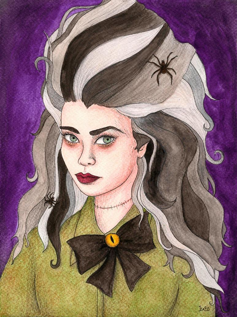 Agatha by stardixa