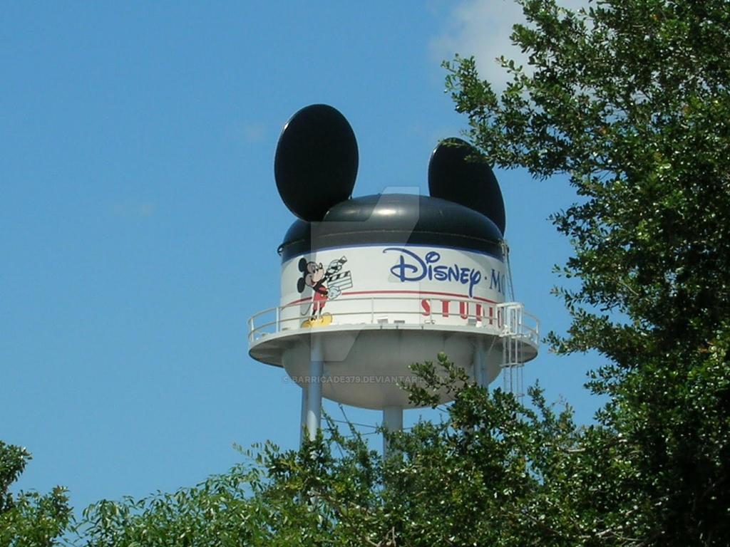 Earful Tower Disney's Hollywood Studios by Barricade379