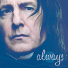 . . . snape . . . by AnbeliciousnA