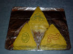 Triforce Cake