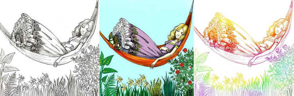 Summer dream by tin-sulwen