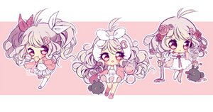 [CLOSED] ADOPT AUCTION - Dreamy Pink
