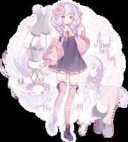 [CLOSED] ADOPT AUCTION - Floral Dream I by MiiaChuu