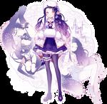 [CLOSED] ADOPT AUCTION - Floral Dream II