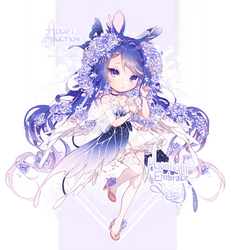 [CLOSED] ADOPT AUCTION - DR Guest Design II by MiiaChuu